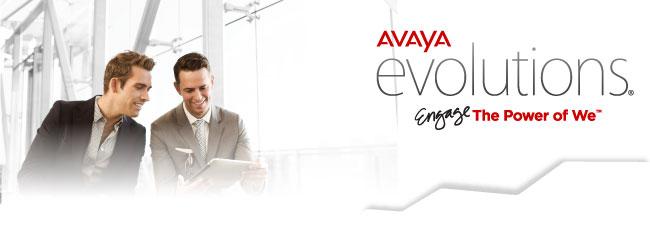 Avaya Evolutions